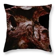 wudu 2 XI Throw Pillow