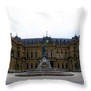 Wuerzburger Residenz Throw Pillow
