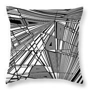 Wuthering Higher Throw Pillow