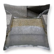 Ww2 Memorial Throw Pillow