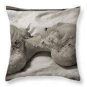 X Files Fan Throw Pillow