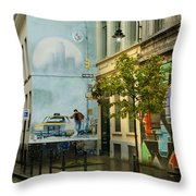 Xiii Throw Pillow