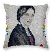 Xochitl Throw Pillow