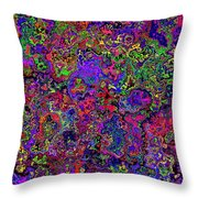 Xort Throw Pillow