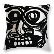 Xpressionz 12 Throw Pillow