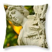 Yaddo Season 3 Throw Pillow