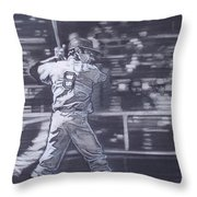 Yaz - Carl Yastrzemski Throw Pillow