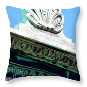 Ybor City 2013 4 Throw Pillow