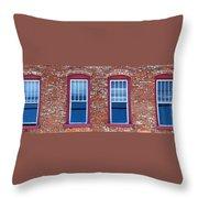 Ybor City 2013 8 Throw Pillow