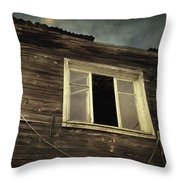 Years Of Decay Throw Pillow