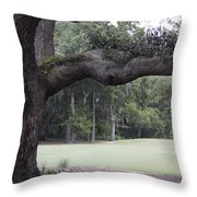 Years Of Living Throw Pillow