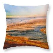 Yellowstone 18 Throw Pillow
