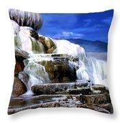 Yellowstone 8 Throw Pillow