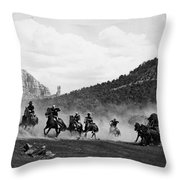 Yellowstone Kelly 1 Throw Pillow
