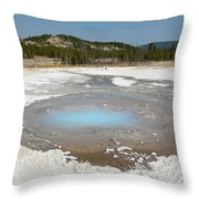 Yellowstone The Pearl Throw Pillow