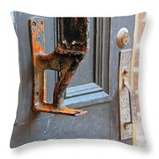 Yesteryear II Throw Pillow