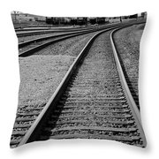 Yesteryear Throw Pillow