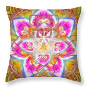 Yhwh 3 14 2014 Throw Pillow