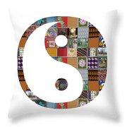 Yinyang Yin Yang Showcasing Navinjoshi Gallery Art Icons Buy Faa Products Or Download For Self Print Throw Pillow