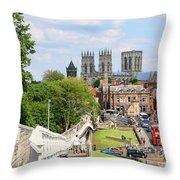 York England 6180 Throw Pillow