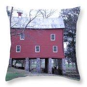 York Grist Mill Throw Pillow