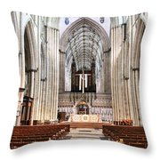York Minster 6114 Throw Pillow