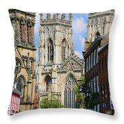 York Minster 6172 Throw Pillow