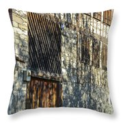 Yoruk Farmhouse Throw Pillow