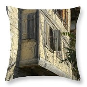 Yoruk Village Ottoman House Throw Pillow