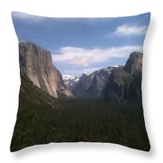 Yosemite National Park Jgibney The Museum Gifts Throw Pillow