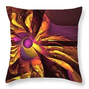 You Are Here --  Events Conspire Throw Pillow