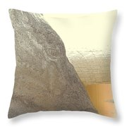 You May Feel Lonely, But You Are Not Alone  Throw Pillow