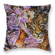 You Are Prrrrrerfect Just The Way You Are Throw Pillow