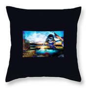 You Are The Buddha Throw Pillow
