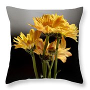 You Are The Color In My Life Throw Pillow