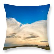 You Are Welcome Throw Pillow