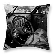 You Buying Or What Throw Pillow by David Lee Thompson