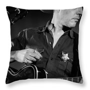 You Can't Be Safe From The Effects Of Love Throw Pillow