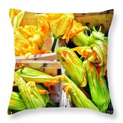You Eat These? Throw Pillow