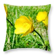 You Like Butter Throw Pillow