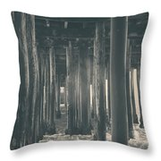 You Made Me Dream Of You Throw Pillow by Laurie Search