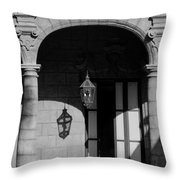You Show The Lights That Stop Me Turn To Stone.. Throw Pillow