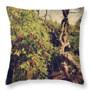 You'll Never Be Alone Throw Pillow by Laurie Search