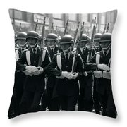 Santiago Chile 1988 Throw Pillow