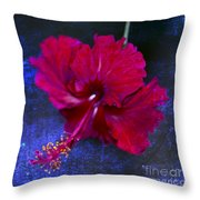 Young Passion... Throw Pillow