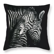 Youngbloods Throw Pillow