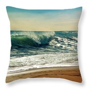 Your Moment Of Perfection Throw Pillow by Laura Fasulo