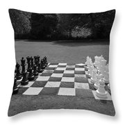 Your Move 1 Throw Pillow