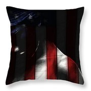 Your Nation Your First Love Throw Pillow