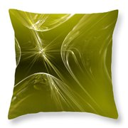 Your Possible Pasts Throw Pillow
